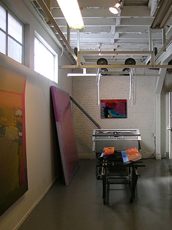 James Byrd's Studio